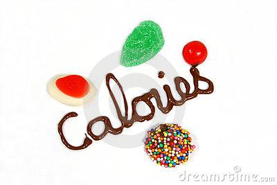 Calories Clip Art.