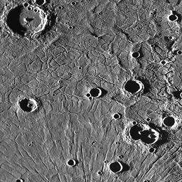 Caloris Planitia.