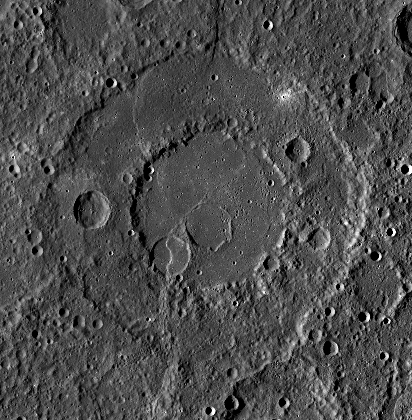Renoir (crater).