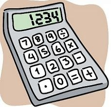 Calculator clipart amount, Calculator amount Transparent.