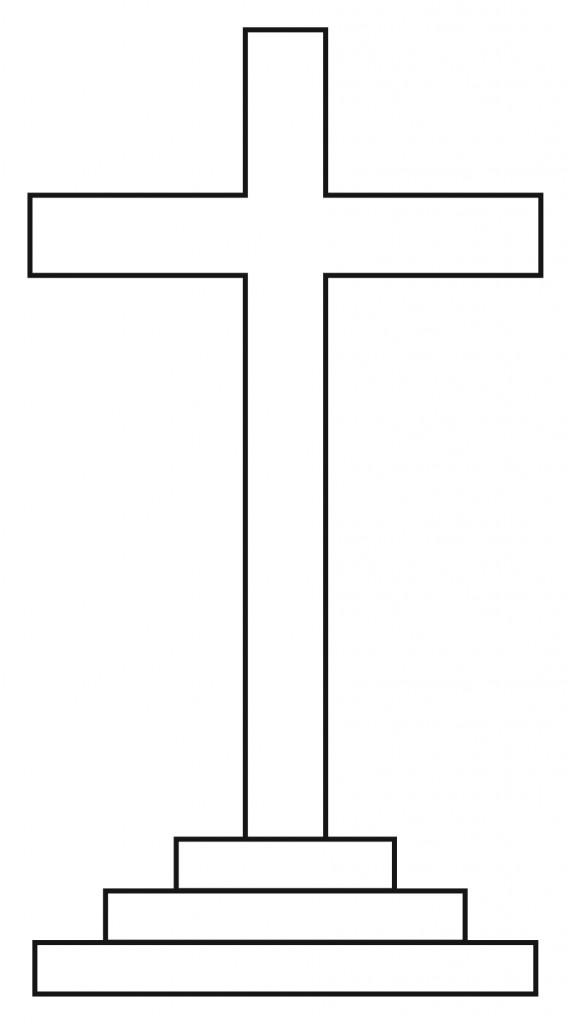 Calvary cross clipart.