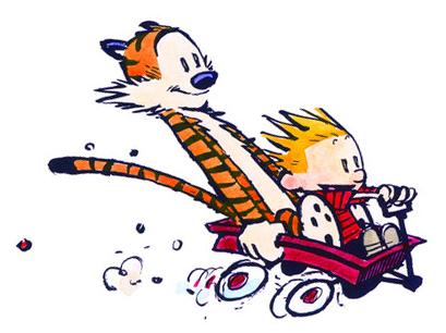 Hobbes (Calvin and Hobbes).
