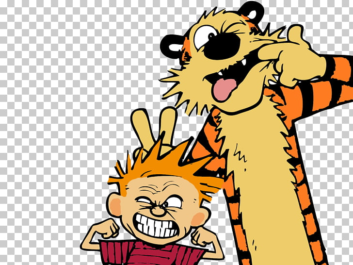 The Complete Calvin & Hobbes Calvin and Hobbes Comics.