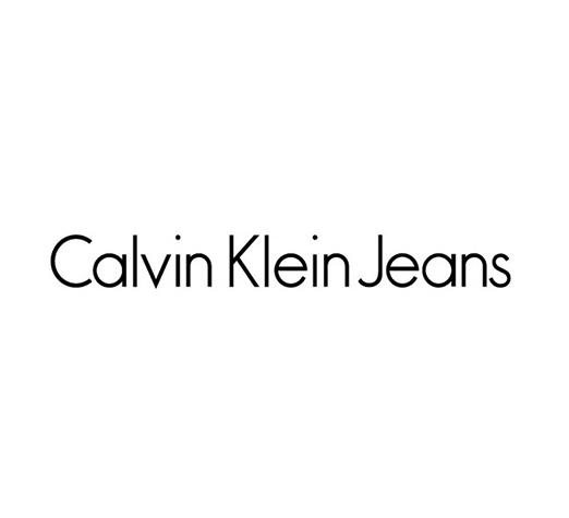 Calvin Klein Jeans.
