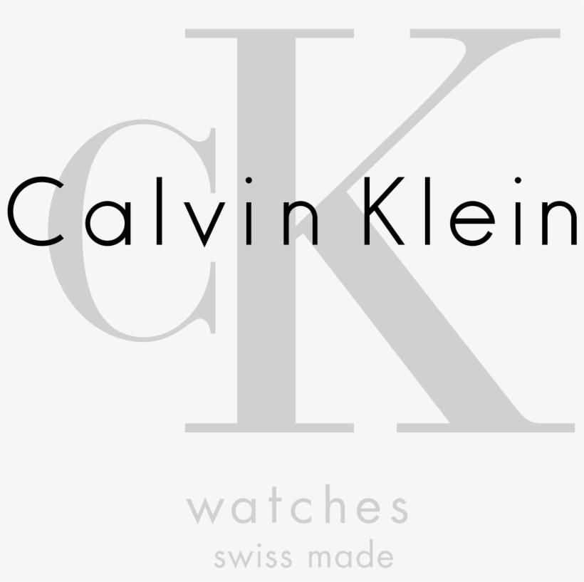 Calvin Klein Watches Logo Png Transparent.