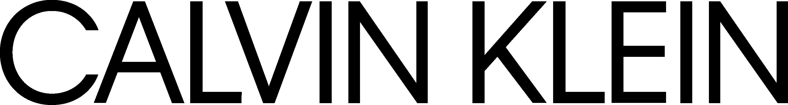 Calvin Klein logo PNG images free download.
