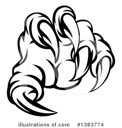 Claw Clip Art.