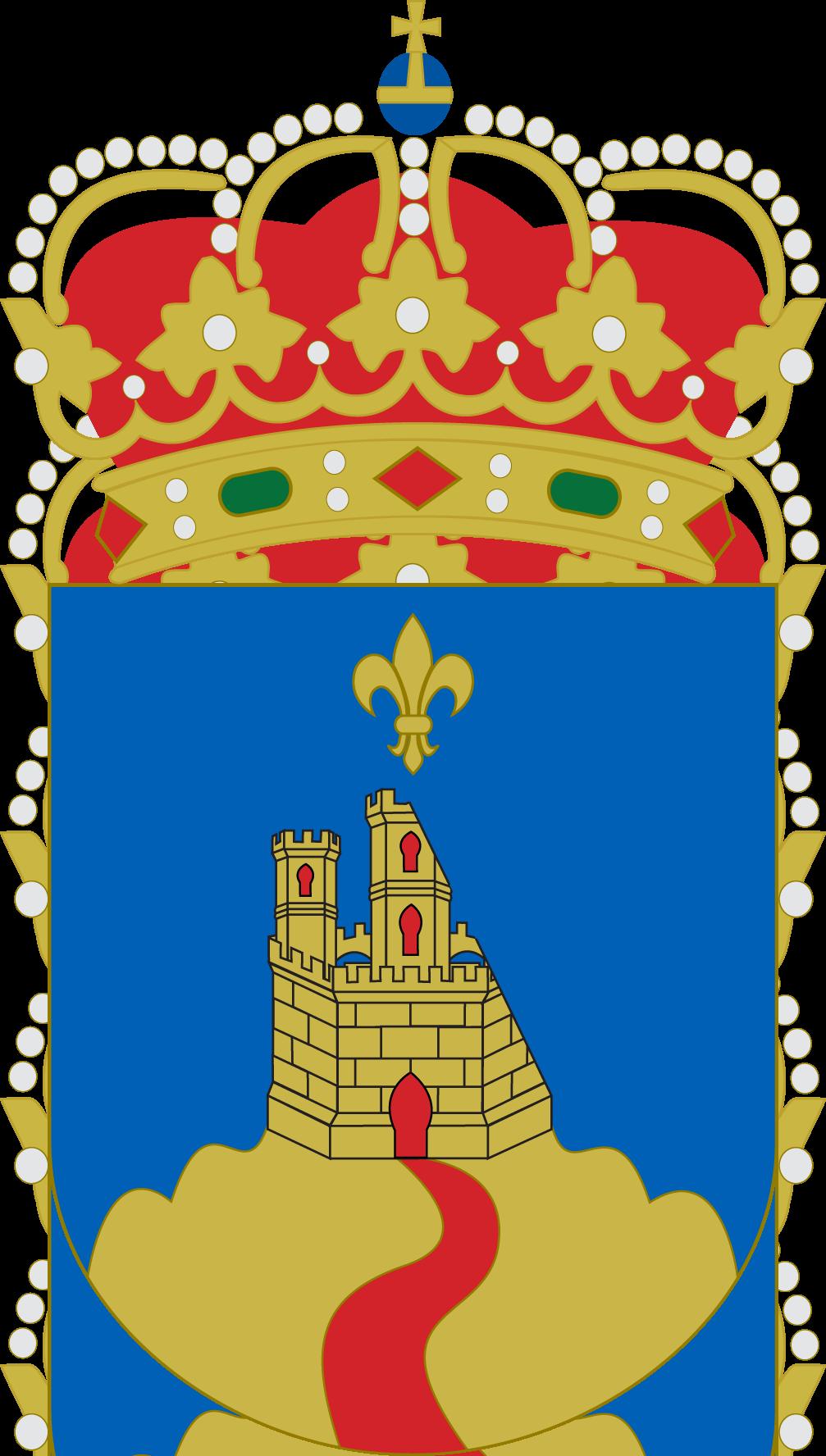 File:Escudo de Calzada Cva.png.