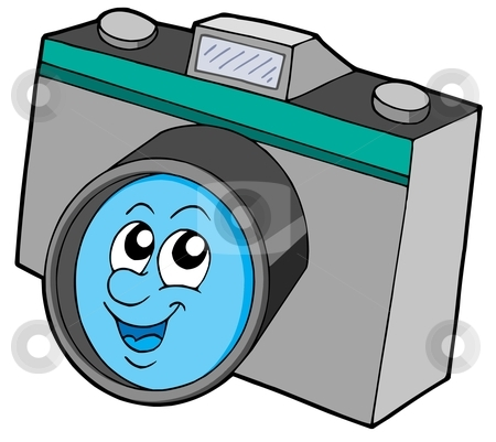 Cute Camera Clipart.
