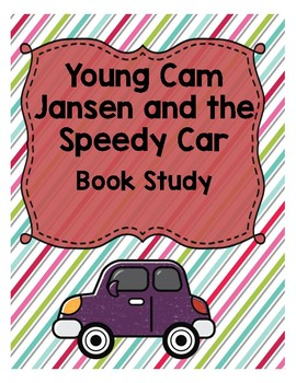 Young Cam Jansen and the Speedy Car Mystery by Lisa\'s.