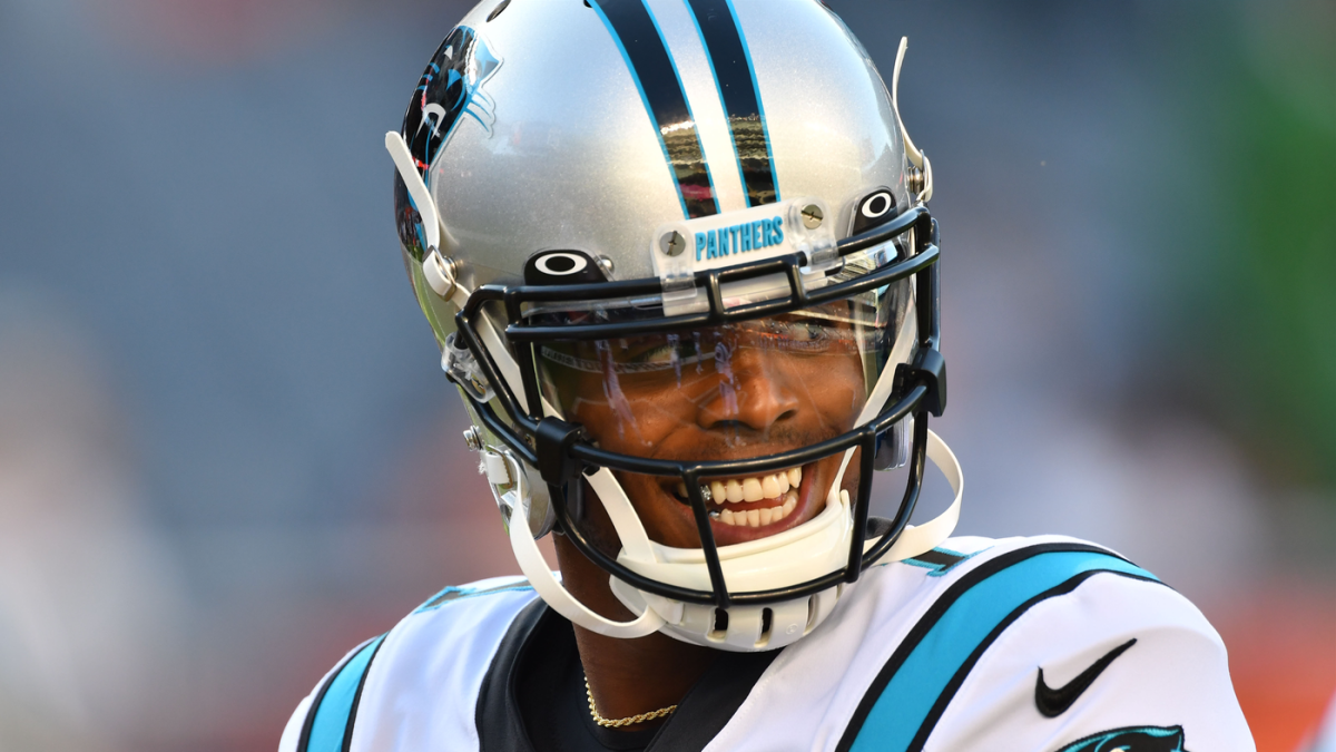 Cam Newton to play in three or four series during Panthers' third.