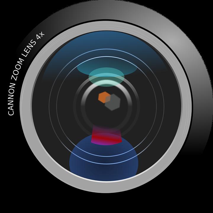 Lens Camera Cam.