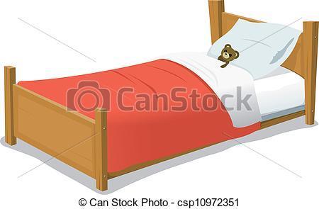 La cama clipart 2 » Clipart Portal.