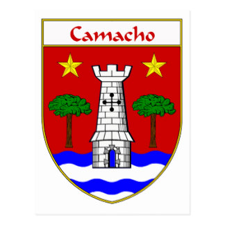 Camacho Coat Of Arms Gifts on Zazzle.