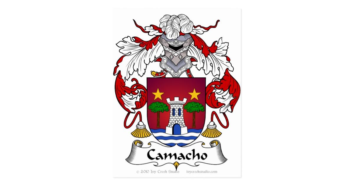 Camacho Gifts on Zazzle.