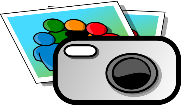 Digital Camera Clip Art at Clker.com.