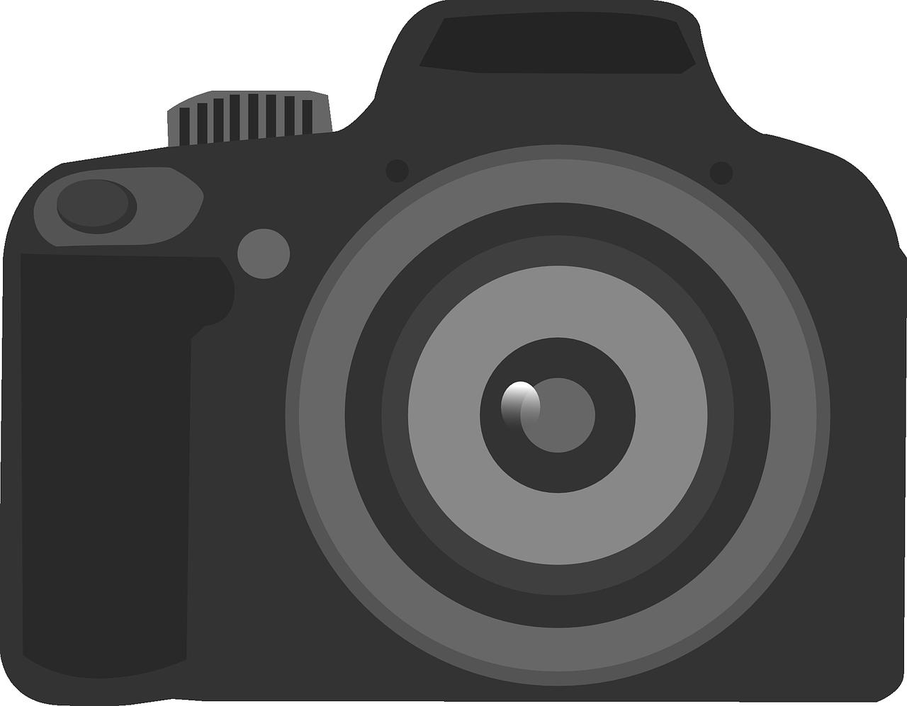 HD Camera Digital Camera Photography.
