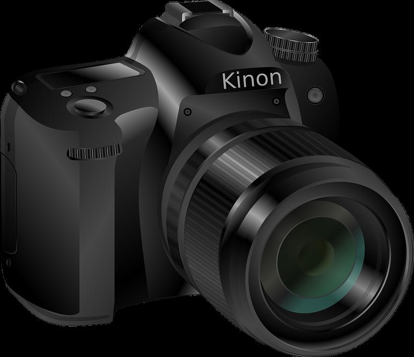 HD Camera Photography Lens Professional Photographer.