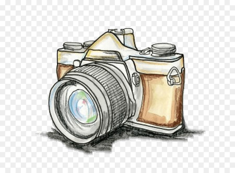 La Película Fotográfica, Dibujo, Cámara imagen png.
