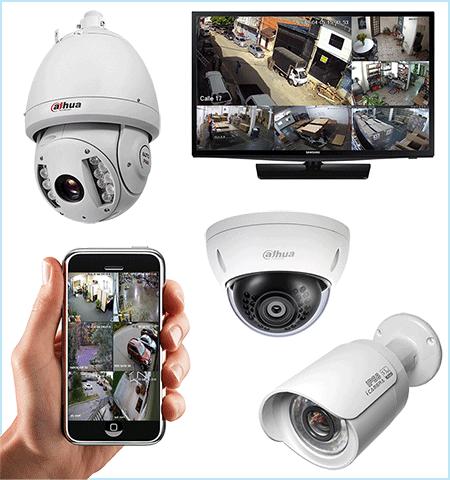 Vigilancia con Cámaras de Seguridad por Internet, CCTV en Cali..