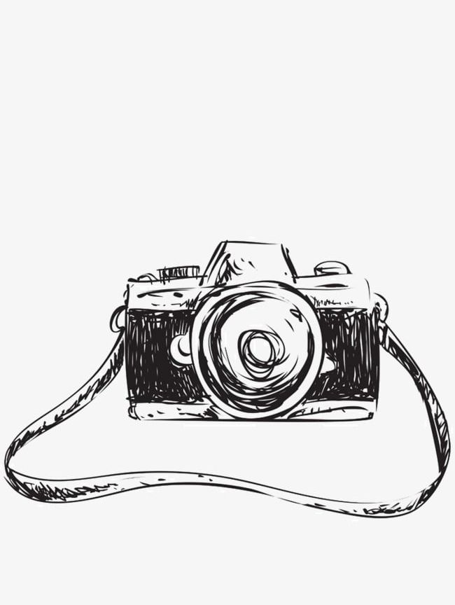Sketch Camera Creative Pull Away PNG, Clipart, Away Clipart.
