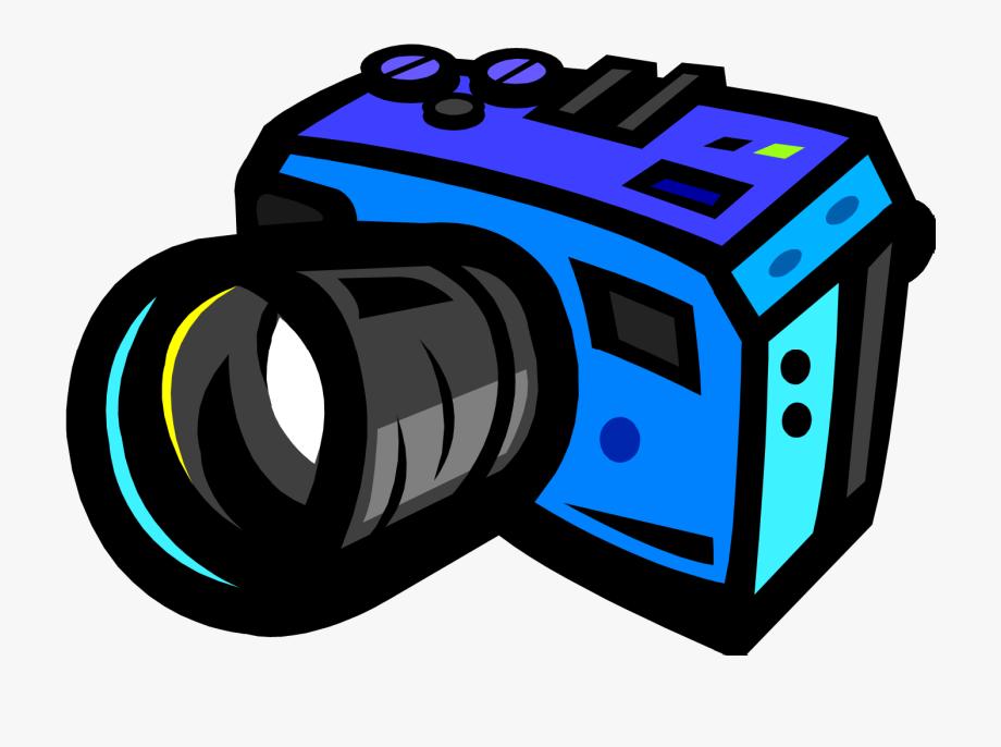 Photographer Free Content Clip Art Ⓒ.