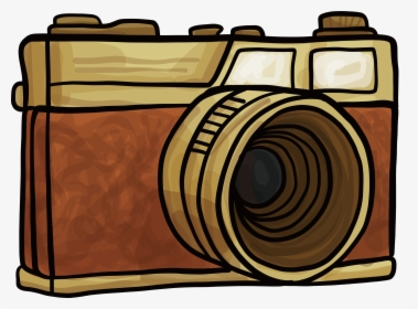 Dslr Camera Clipart PNG Images, Transparent Dslr Camera.
