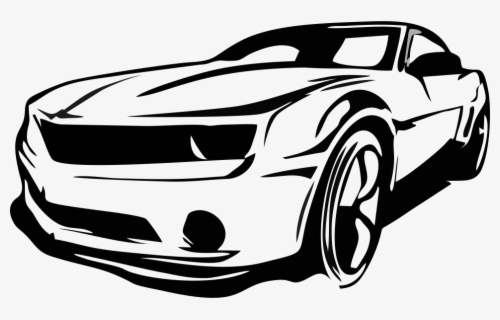 Free Camaro Clip Art with No Background.