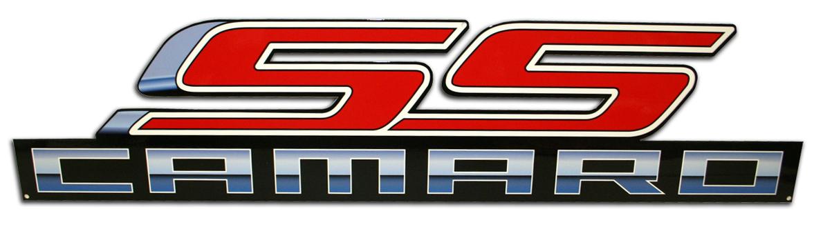 Camaro ss Logos.