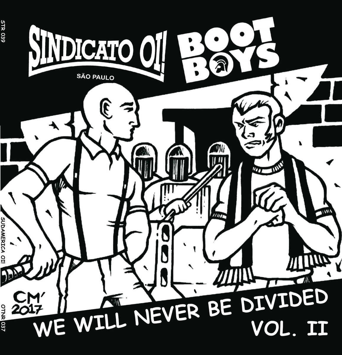 Bootboys.