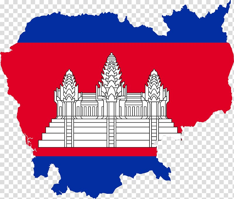 Flag of Cambodia State of Cambodia National flag, Cambodia.
