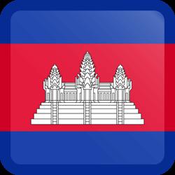 Cambodia flag image.