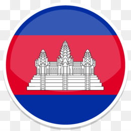 Cambodia Brand Logo Font.