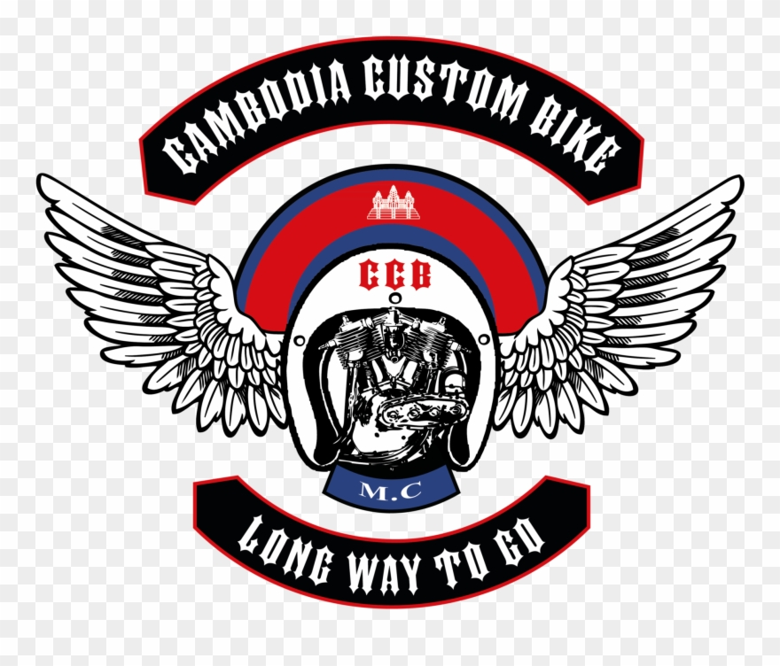 Cambodia Custom Bike Logo.
