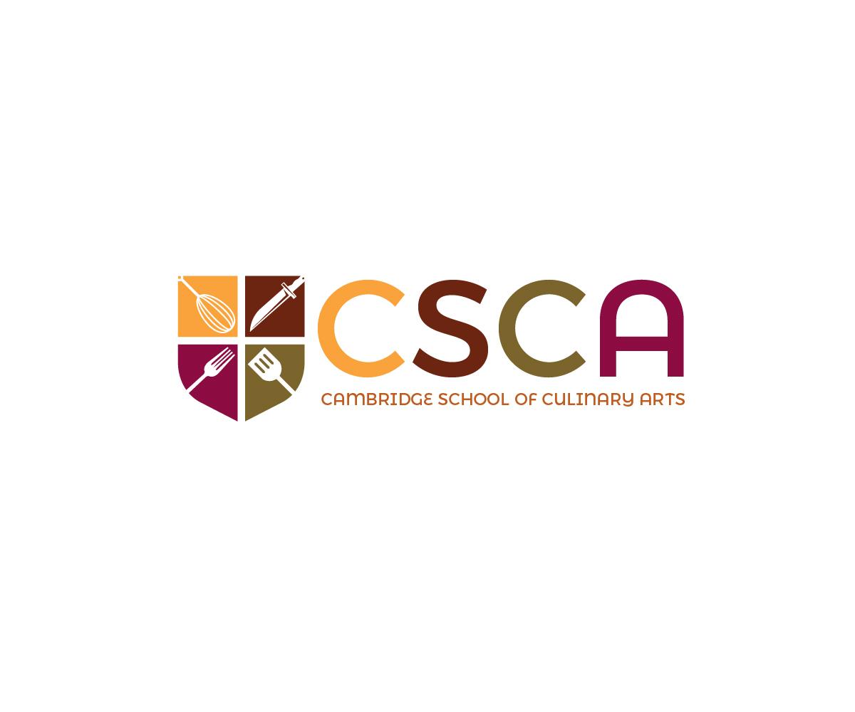 Modern, Upmarket, Cooking Logo Design for CSCA The Cambridge.