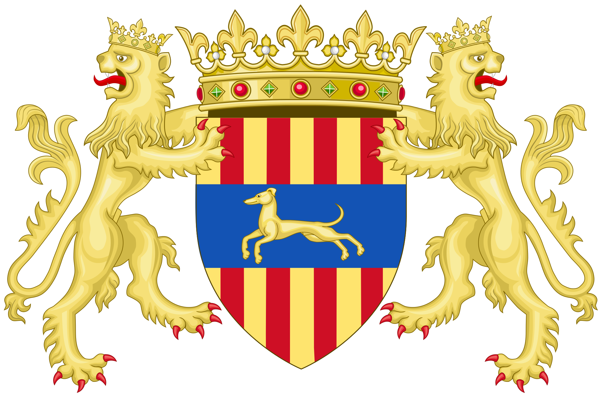 File:Coat of Arms of Cambrils.svg.