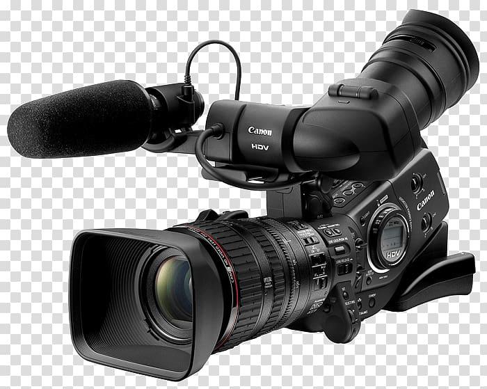 Professional video camera High.