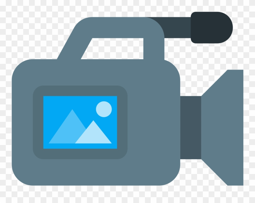 Icons8 Flat Camcorder Pro.