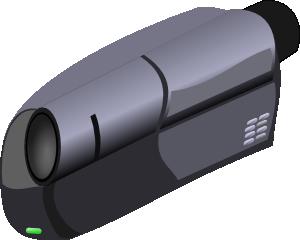 Camcorder clip art Free Vector / 4Vector.