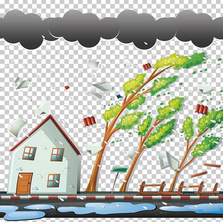 Thunderstorm Wind PNG, Clipart, Art, Branch, Came, Clip Art, Cloud.