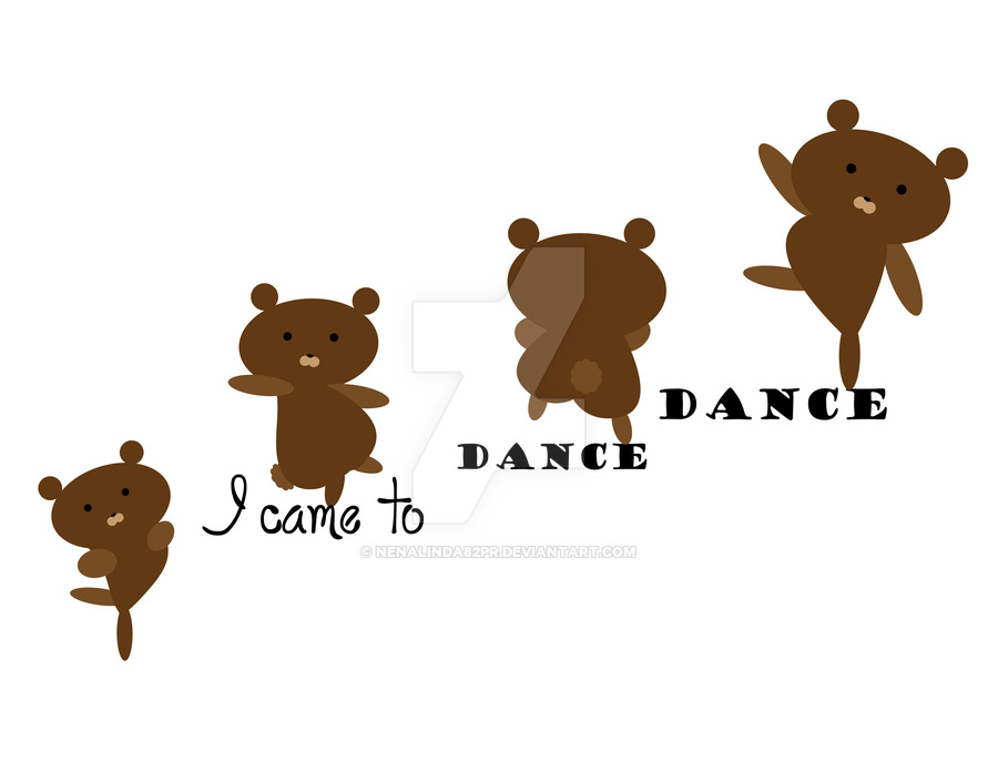 I Came to Dance' Clipart by nenalinda82pr on DeviantArt.