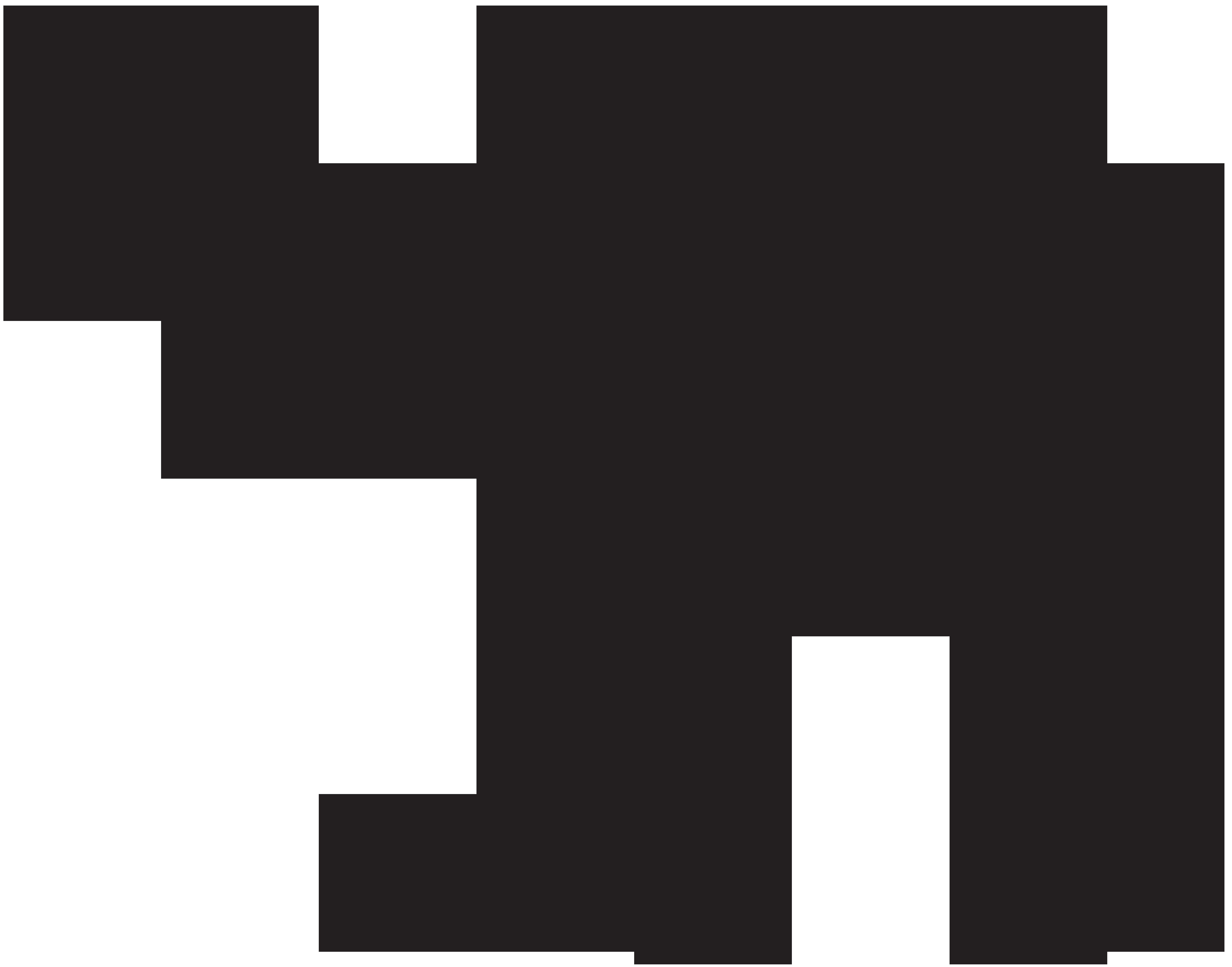 Camel Silhouette Transparent PNG Clip Art.