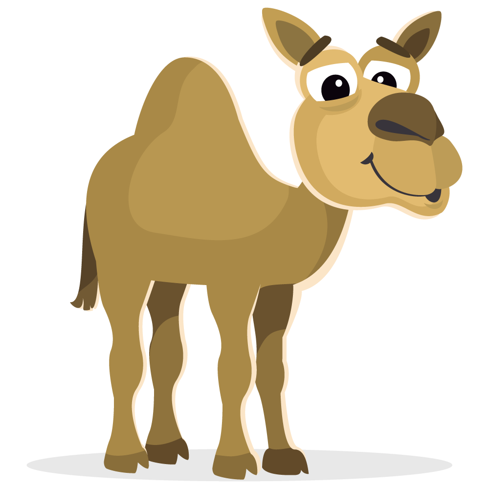 Free to Use & Public Domain Camel Clip Art.