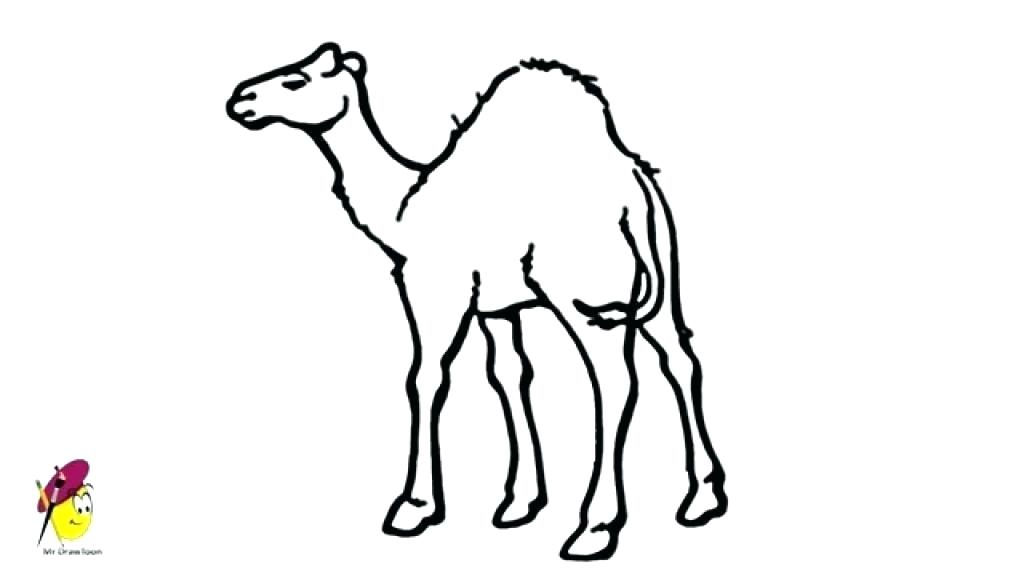 Camel clipart simple, Camel simple Transparent FREE for.
