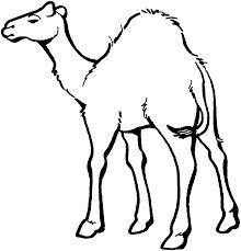 camel clip art.