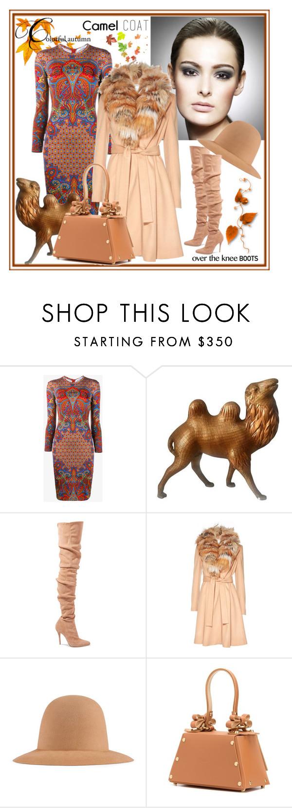 Camel Coat & Over.