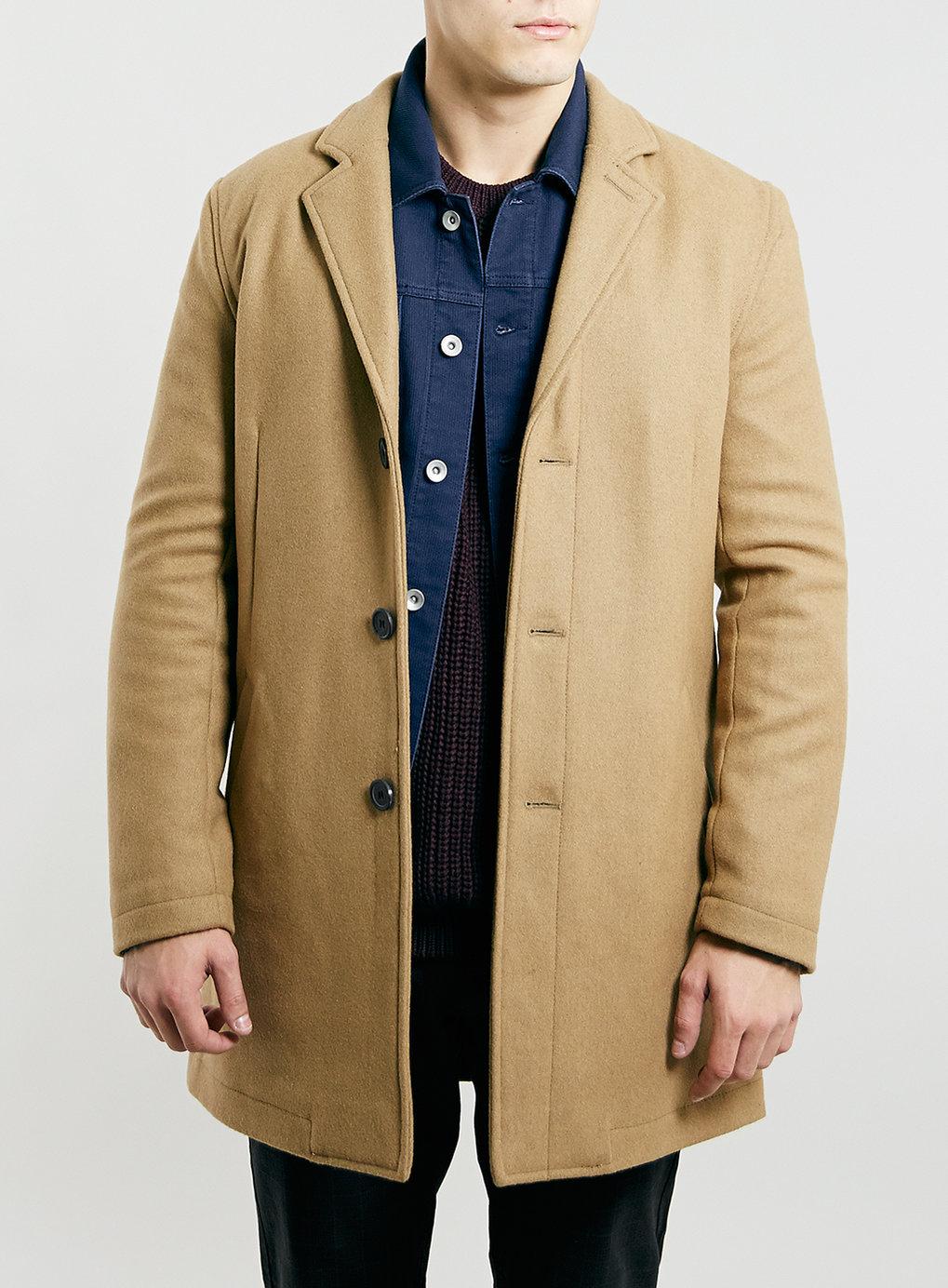 The Camel Coat.