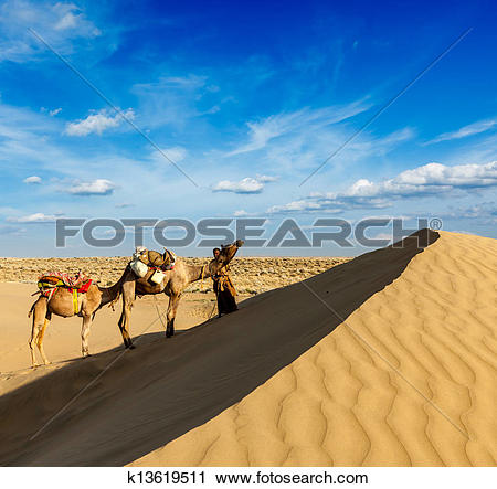 Stock Photography of Rajasthan travel background.