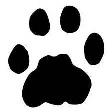 Similiar Lion Footprint Clip Art Keywords.