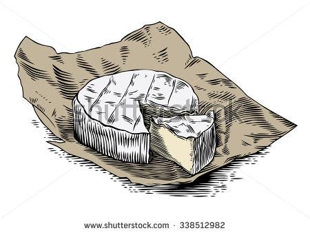 Camembert Stock Vectors, Images & Vector Art.